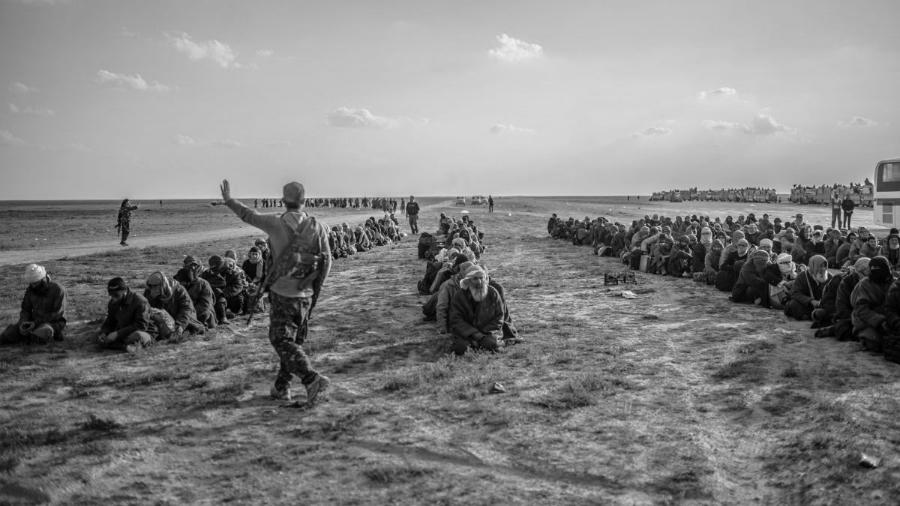 Siria mercenarios de ISIS la-tinta