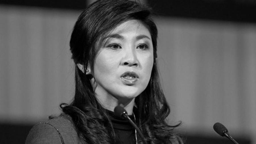 Tailandia Yingluck Shinawatra ex primer ministra la-tinta