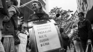 Paro de Mujeres en dependencias públicas: en Córdoba descuentan el día, en Buenos Aires no