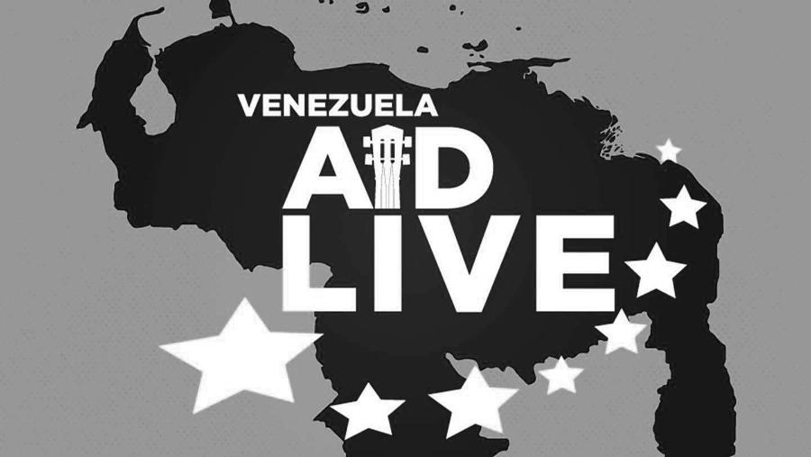 Venezuela Aid Live la-tinta
