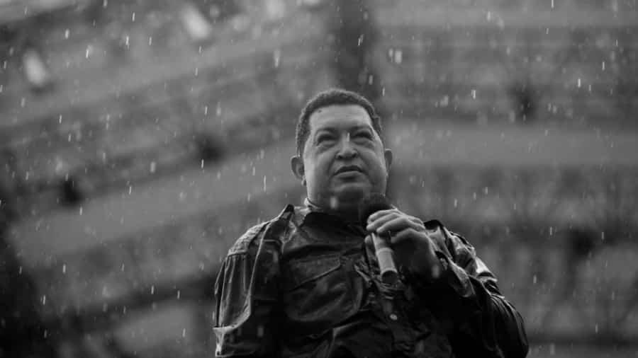 Venezuela Hugo Chavez campaña presidencial la-tinta