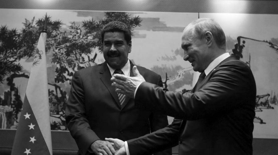Venezuela Maduro Putin la-tinta