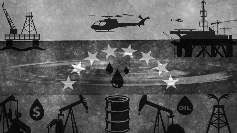 Venezuela petroleo la-tinta