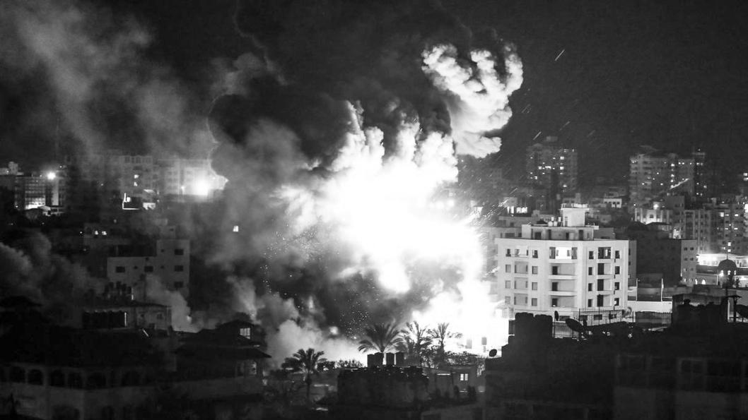 bombardeo-Franja-Gaza-Bomba-Israel-guerra