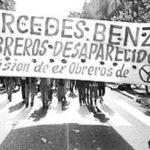 Mercedes Benz: juicio a la represión de los trabajadores