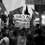 Lula sobrevuela Brasil