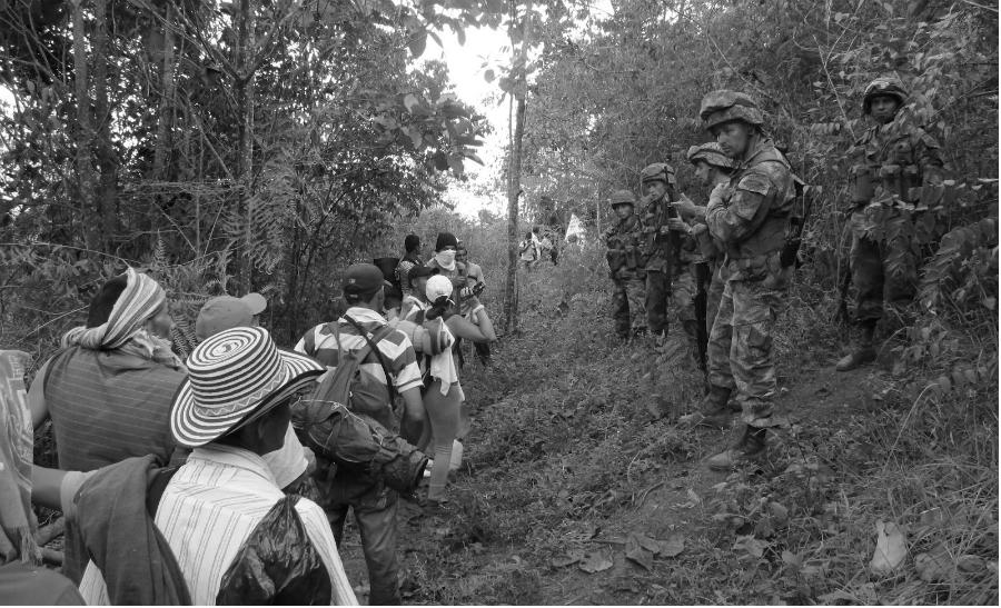 Colombia desplazados internos la-tinta