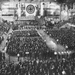 El acto nazi en el Luna Park