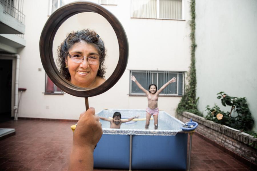 Emiliana Mamani Chávez -Bolivia- El derecho a la vivienda