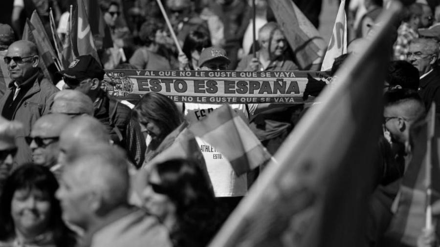 España Vox ultraderecha la-tinta