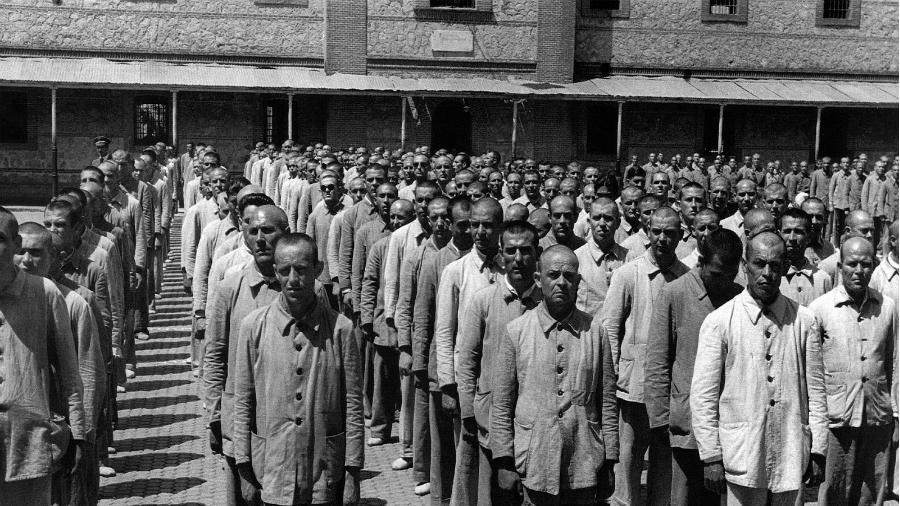 España presos republicanos franquismo la-tinta