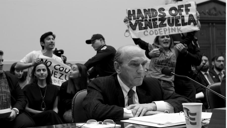 Estados Unidos Elliott Abrams Venezuela la-tinta