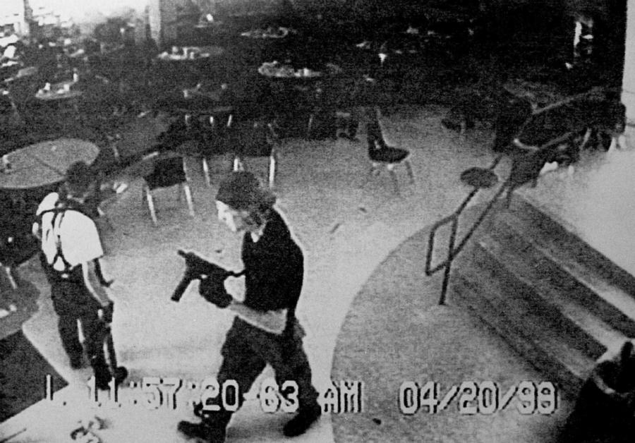 Estados Unidos masacre Columbine estudiantes la-tinta