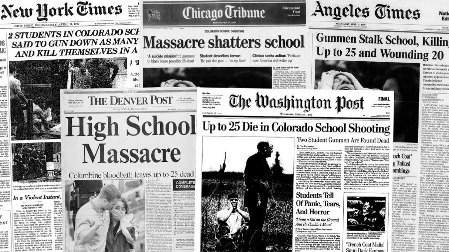Estados Unidos masacre Columbine la-tinta