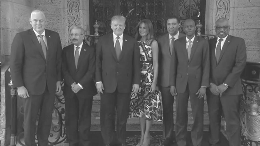 Estados Unidos trump presidentes la-tinta