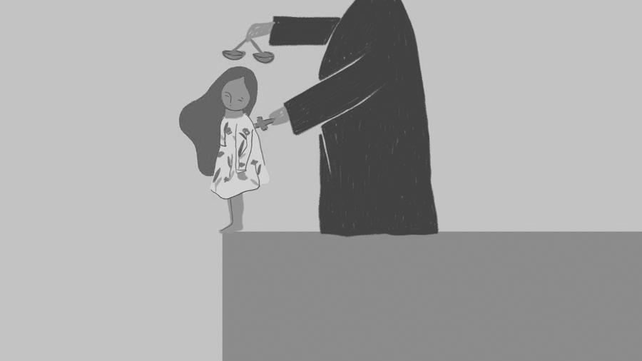 Ilustracion-nena-no-madre-tucuma-medicos-ile-aborto-abuso-Ximena-Foguet-01