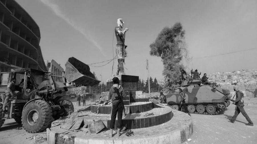 Kurdistan Afrin ocupacion turca laa-tinta