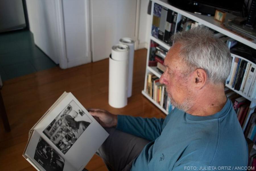 Las fotos de Longoni se convirtieron en la clave del juicio por los desaparecidos de La Tablada.