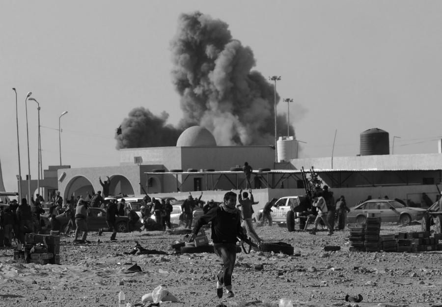 Libia enfrentamientos armados la-tinta