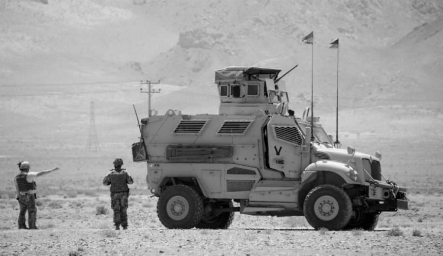 OTAN en Afganistan la-tinta