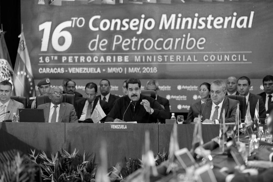 Petrocaribe Nicolas Maduro la-tinta