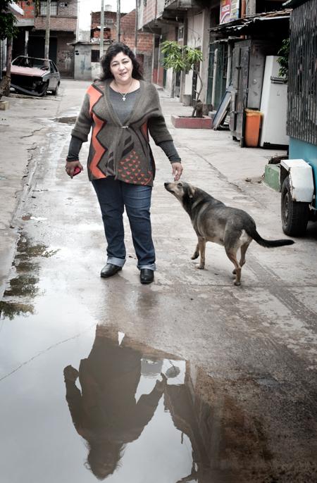 Rosa Ortega -Paraguay- El derecho a la participación comunitaria