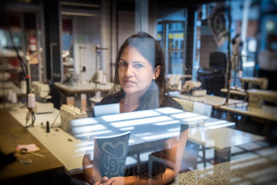 Tomasa Díaz Gimenéz -Paraguay- El derecho al trabajo