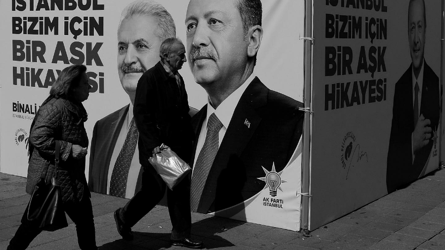 Turquia Erdogan elecciones municipales la-tinta
