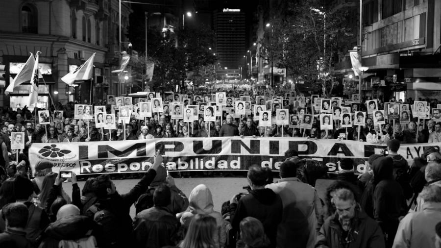 Uruguay movilizacion dictadura militar la-tinta