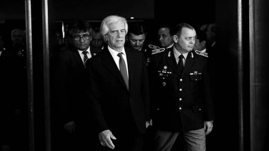 Uruguay presidente cupula militar la-tinta