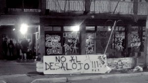 Necochea: casa cultural anarquista en alerta por intento de desalojo
