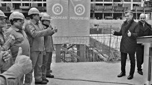 Macri y los bancos contra el sueño de la casa propia