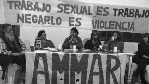 Lanzan campaña por obra social y jubilación para trabajadoras sexuales