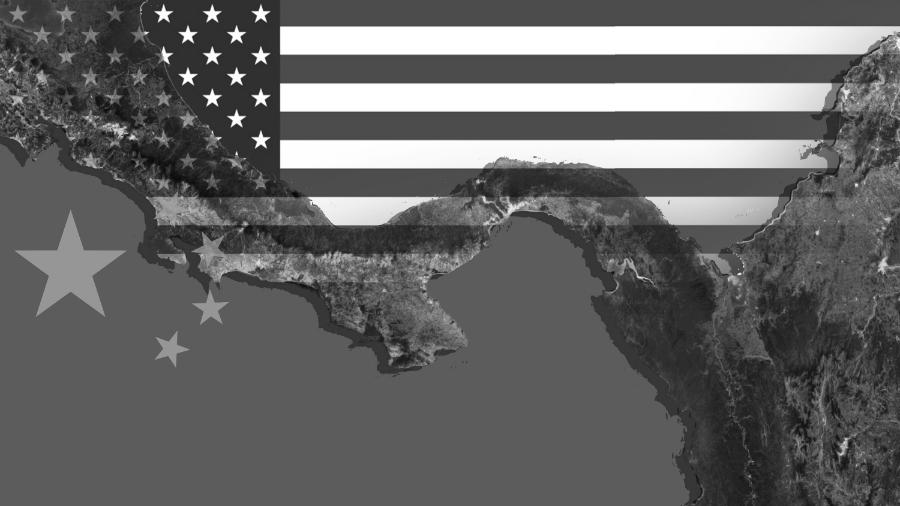 China Estados Unidos America Latina la-tinta