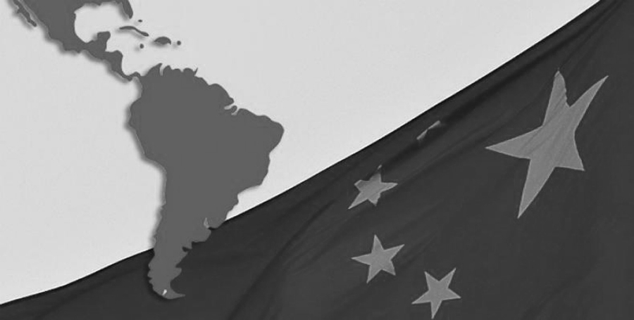 China en America Latina la-tinta