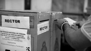 Poder y ¿democracia? en la UNC: el oficialismo se quedó con el Rectorado