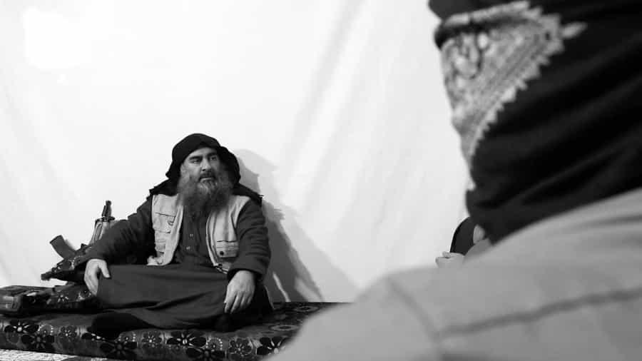 Estado Islamico Abu Bakr Al Baghdadi la-tinta