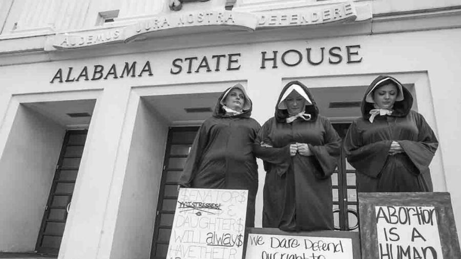Estados Unidos Alabama mujeres a favor del aborto la-tinta
