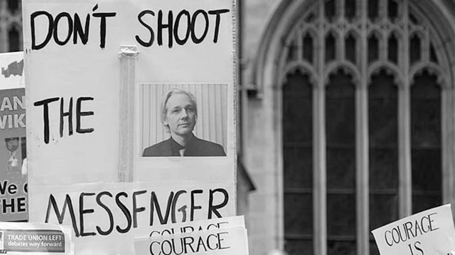 Estados Unidos Assange extradicion la-tinta