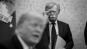 John Bolton pagó los sucesivos reveses de Trump en su política exterior