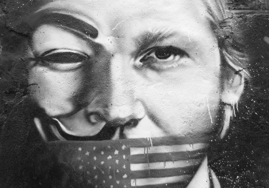 Estados Unidos Julian Assange la-tinta