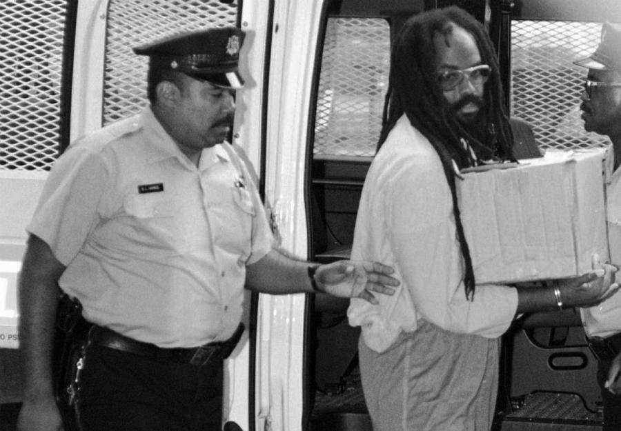 Estados Unidos Mumia Abu Jamal encarcelado la-tinta