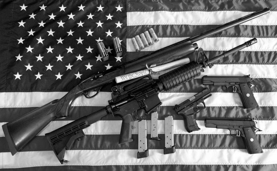 Estados Unidos armamento la-tinta
