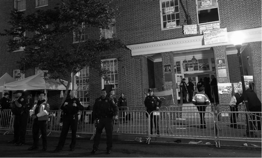 Estados Unidos embajada venezolana desalojo la-tinta