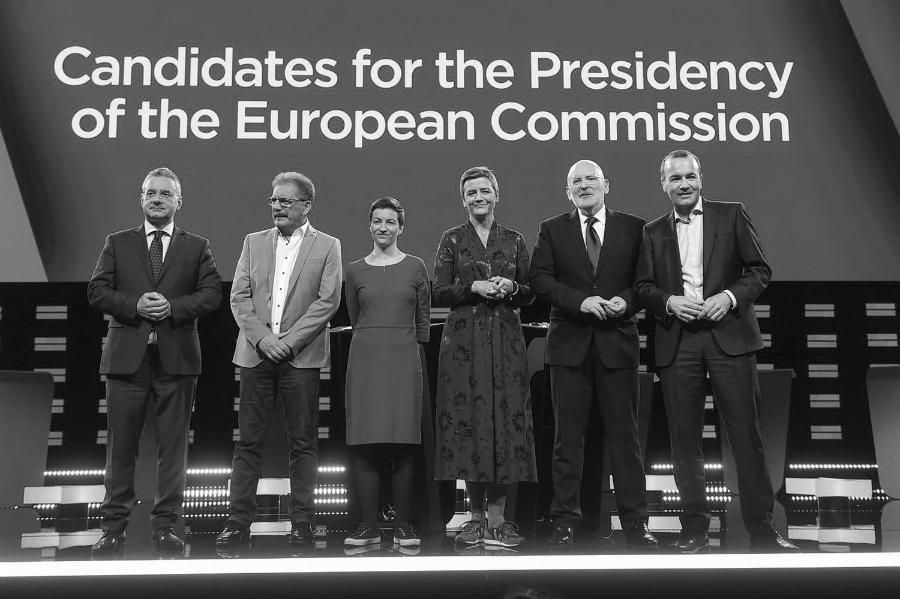 Europa elecciones candidatos la-tinta