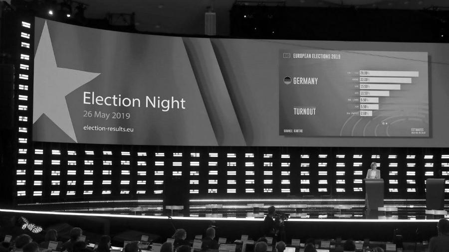 Europa elecciones parlamento la-tinta