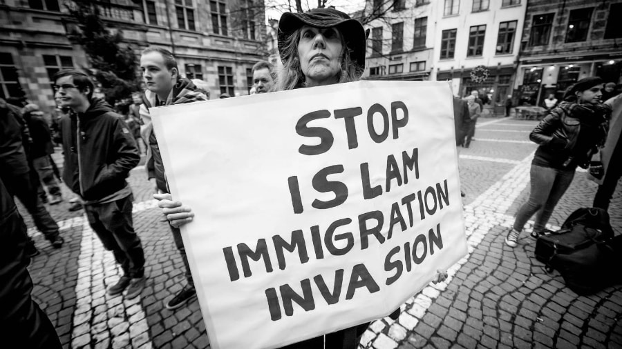 Europa extrema derecha antiinmigrantes la-tinta
