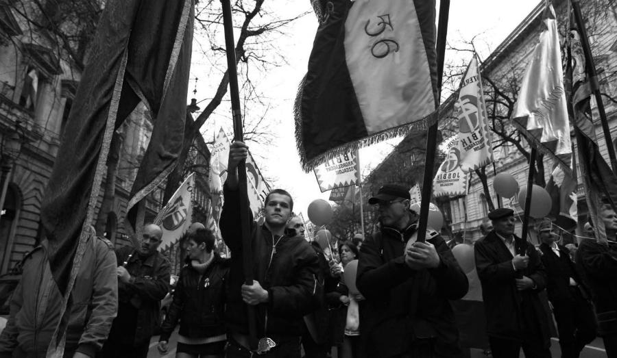 Europa extrema derecha la-tinta