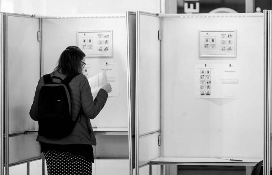 Europa votantes elecciones parlamento la-tinta