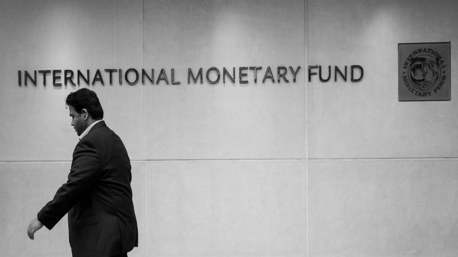 Fondo Monetario Internacional la-tinta